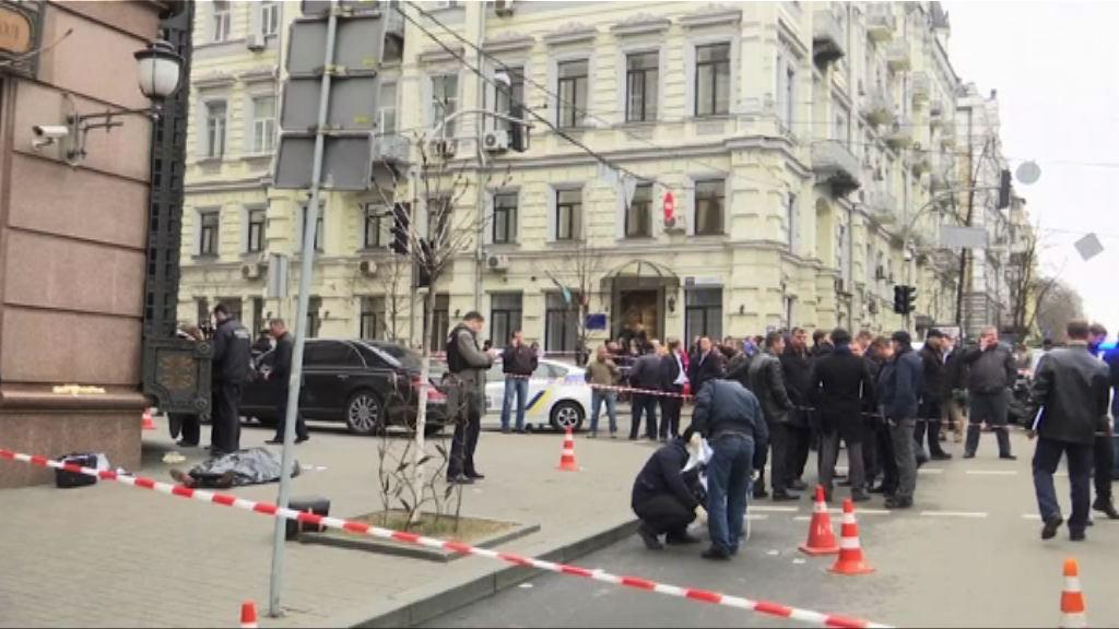 俄前國會議員烏克蘭遭當街槍殺