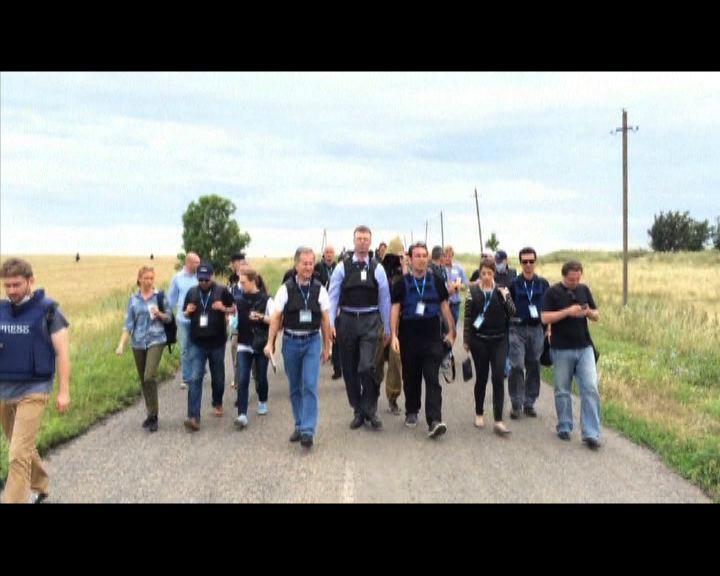 國際調查員指親俄分子阻撓調查