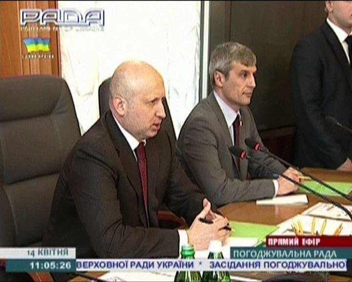 烏克蘭代總統表示不反對公投