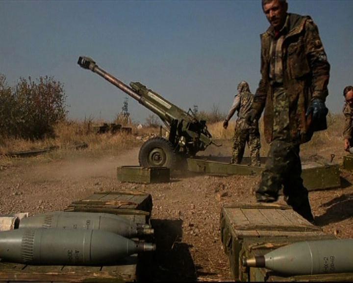 北約指俄軍再派兵往烏克蘭東部