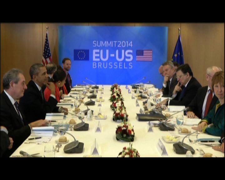 歐美擬在能源領域制裁俄羅斯