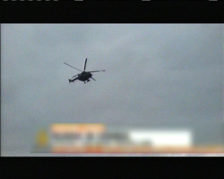 俄方多架軍機和軍車進駐烏克蘭