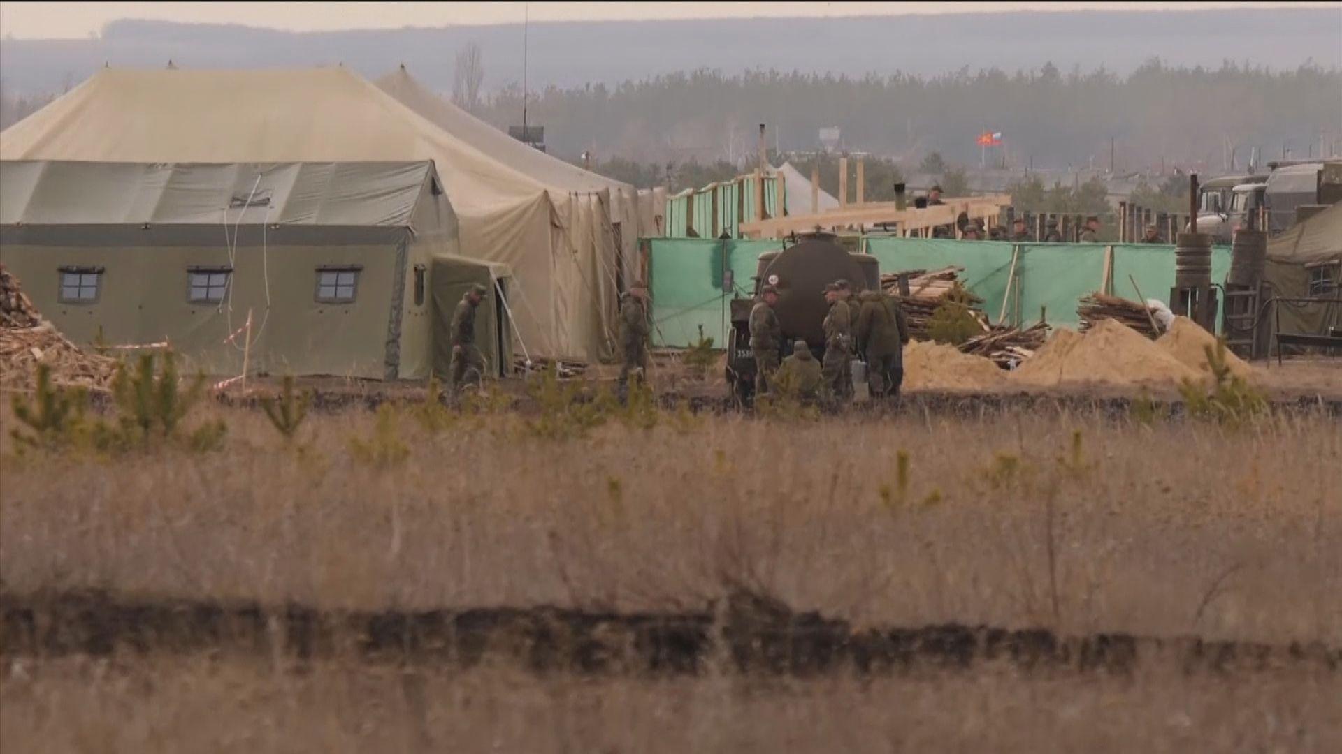 烏克蘭指俄羅斯四萬大軍壓境
