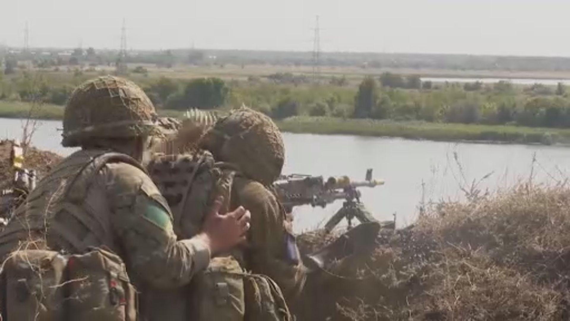 烏克蘭東部政府軍與親俄武裝衝突釀四死