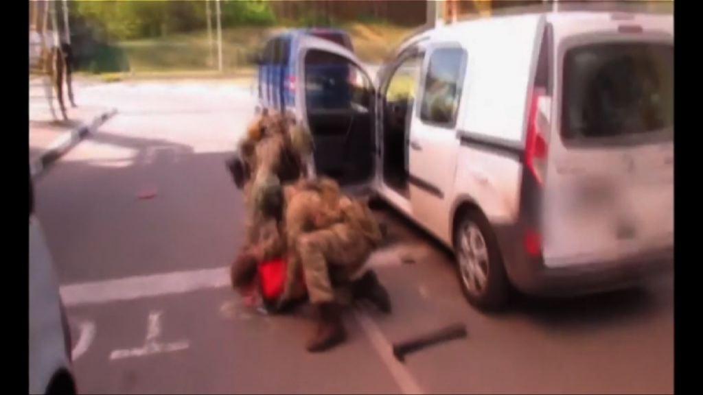 烏克蘭拘一人涉圖襲法國