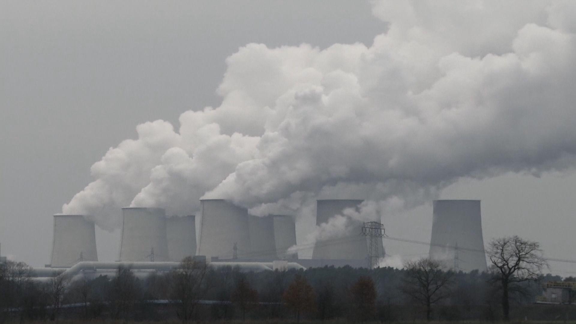 聯合國世界氣象組織指去年溫室氣體濃度創新高
