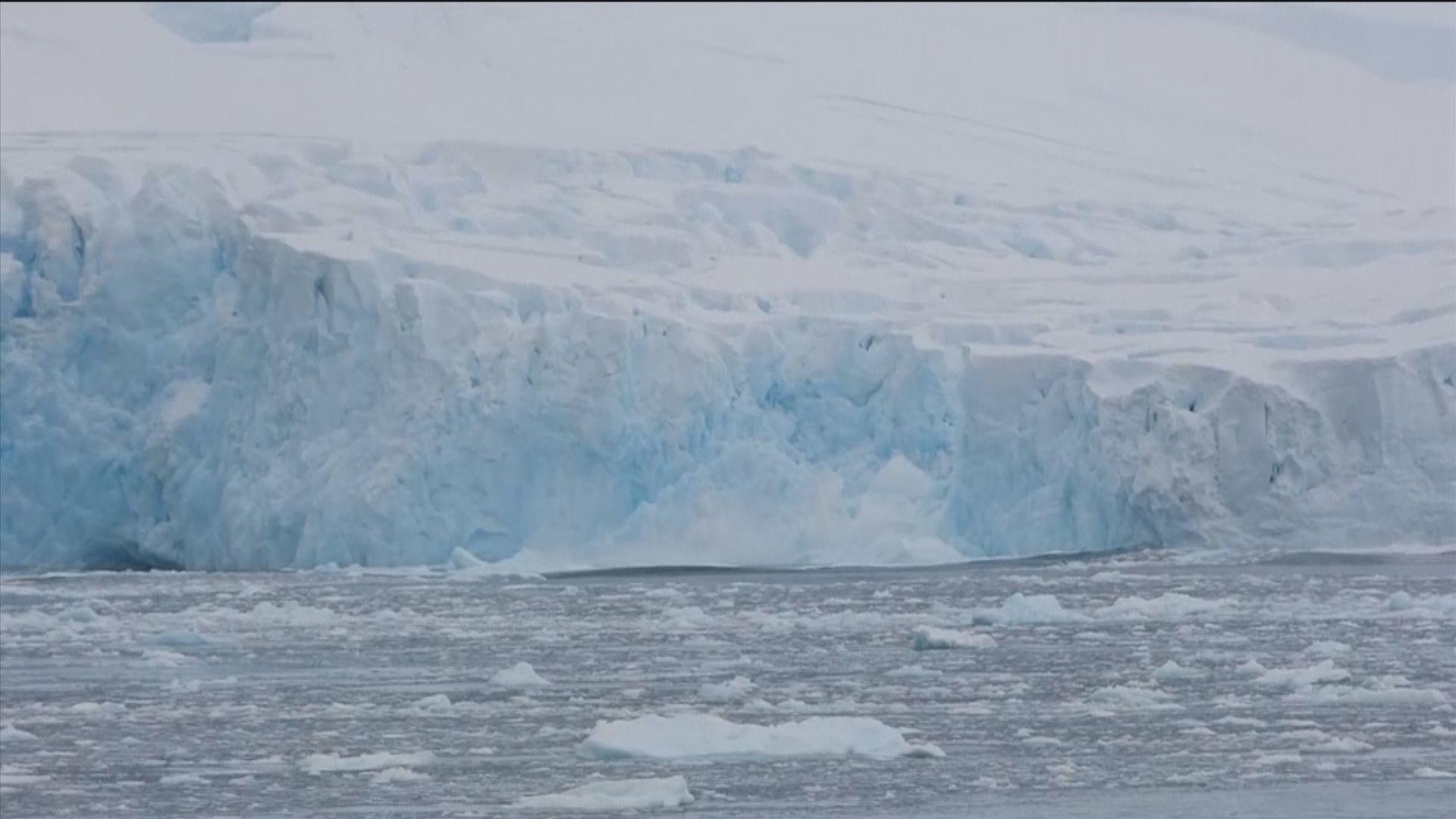 聯合國環境署預測本世紀氣溫上升攝氏2.7度