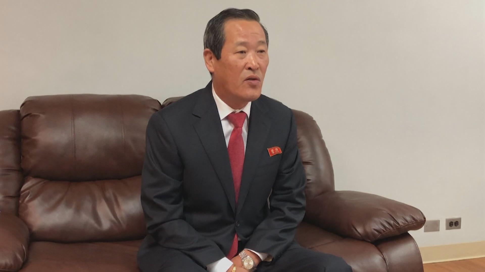 北韓警告聯合國勿討論北韓問題