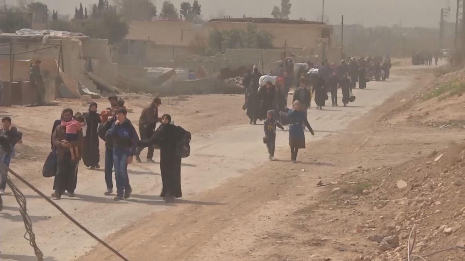 聯合國:全球去年約7100萬人流離失所