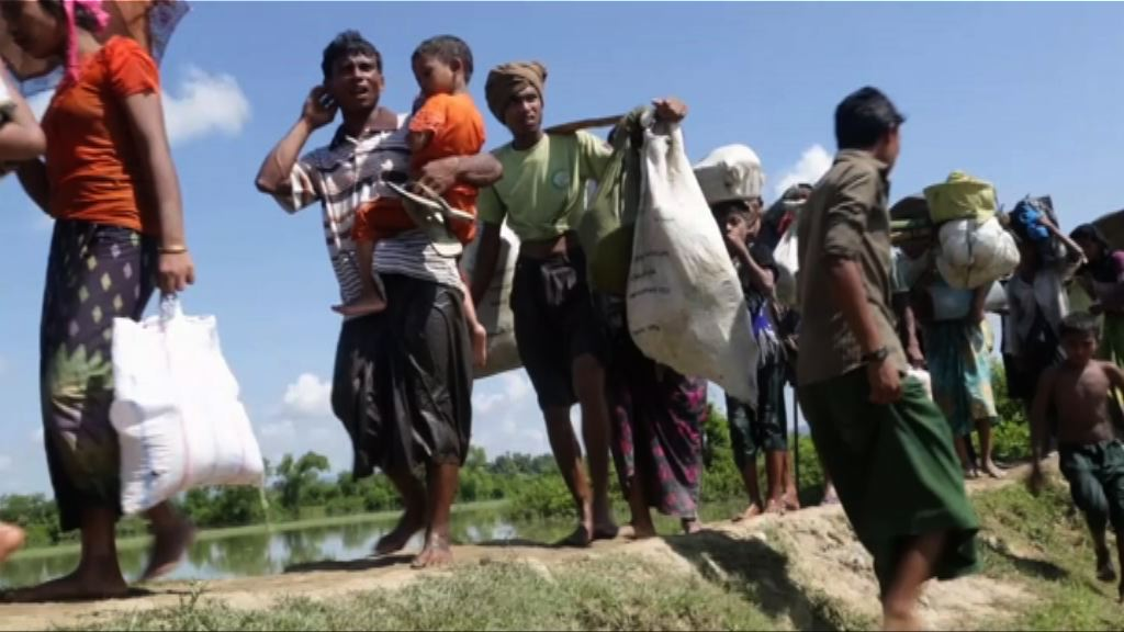 聯大通過議案促緬甸停止針對羅興亞人