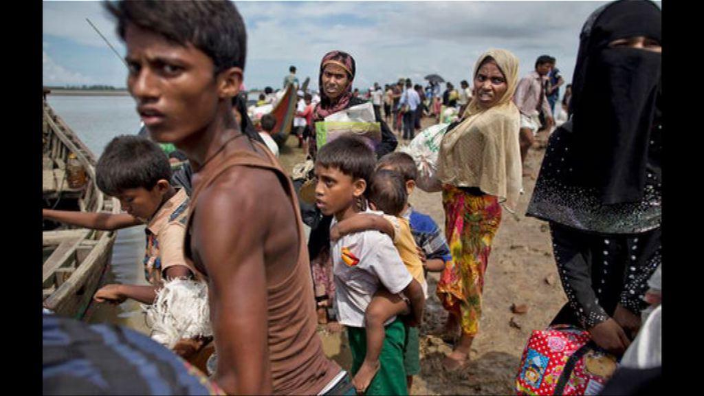 聯合國促昂山素姬介入羅興亞人危機