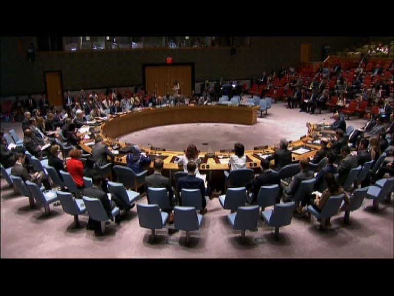 安理會決議調查敘利亞化武襲擊