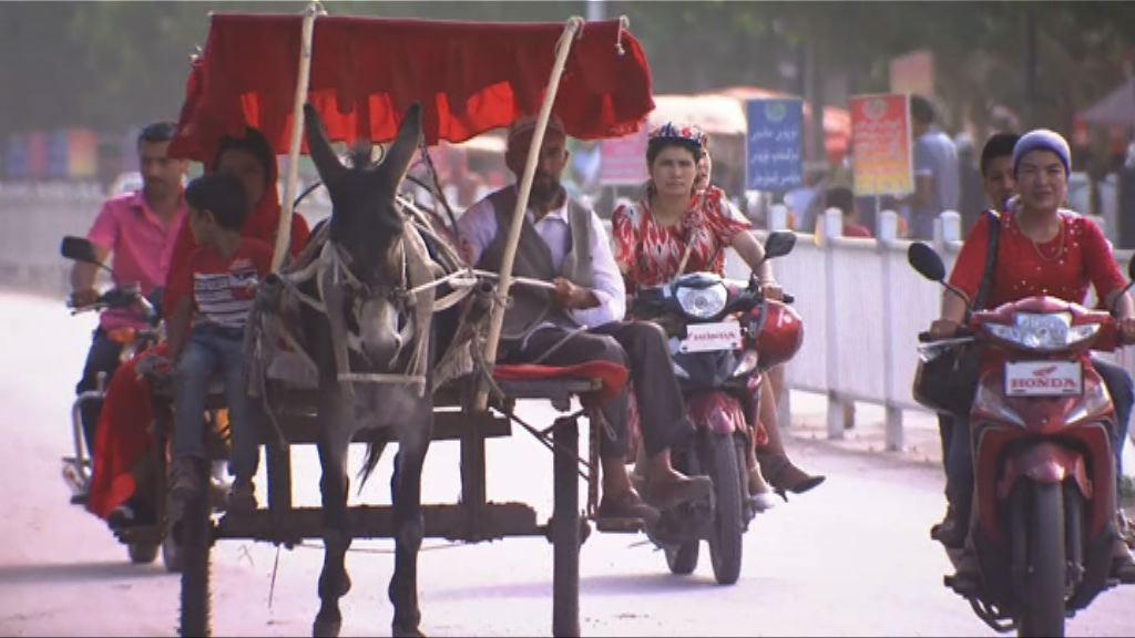 聯合國指一百萬名維族人被囚新疆