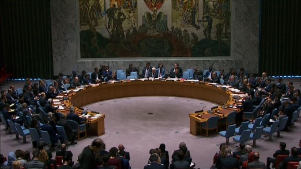 聯合國否決有關敘利亞決議案