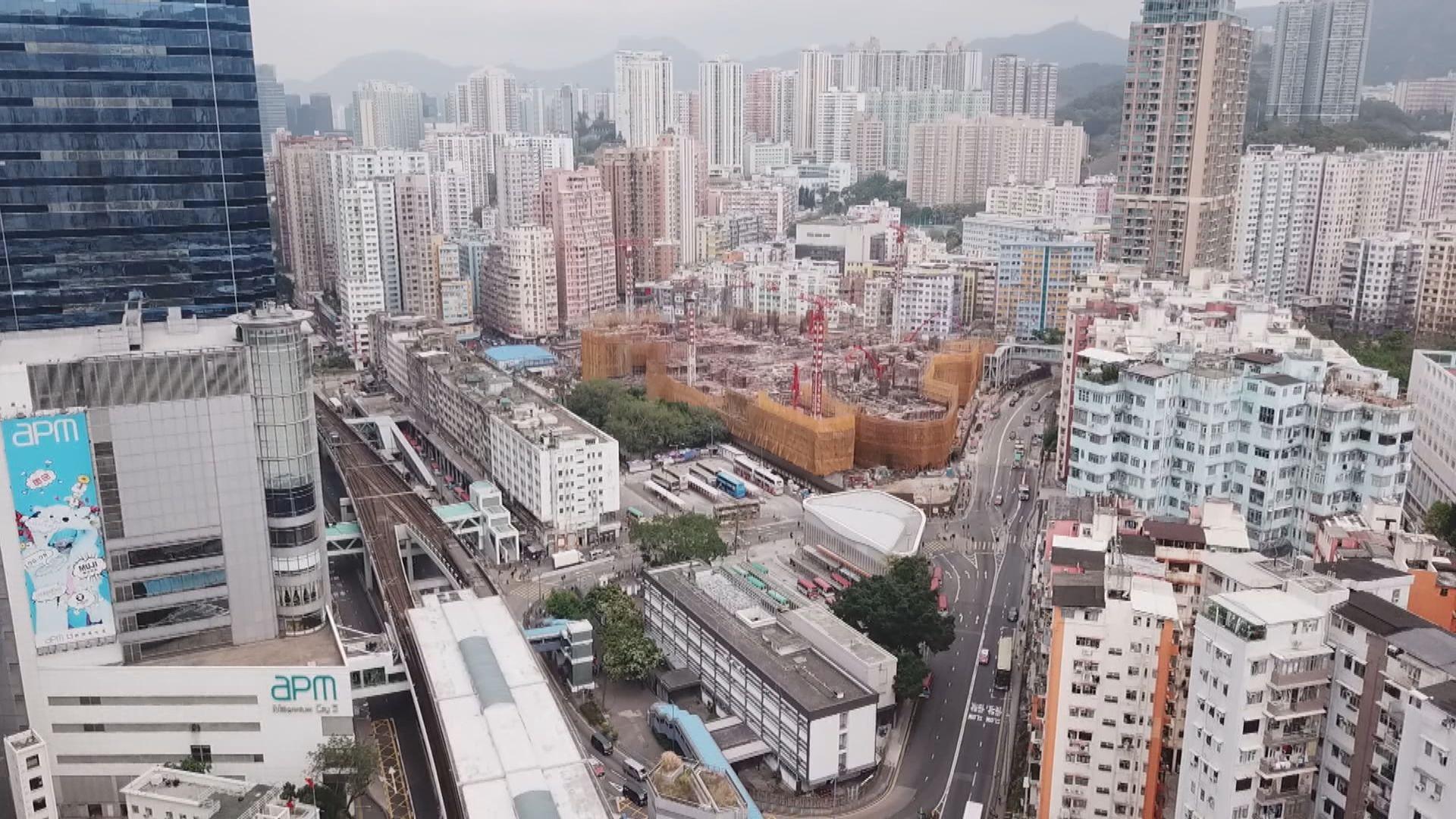 韋志成:裕民坊重建搬遷非本月底清場