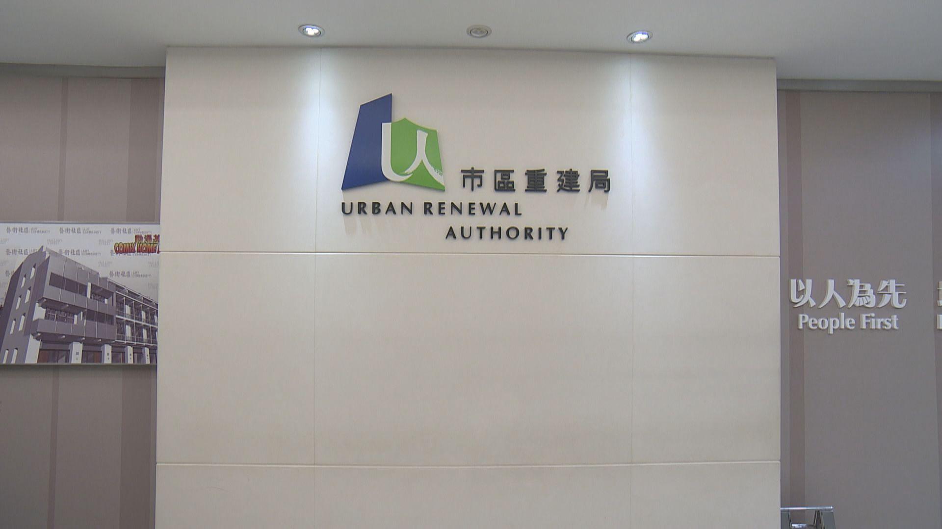 市建局冀政府提高融資上限並提供土地建首置