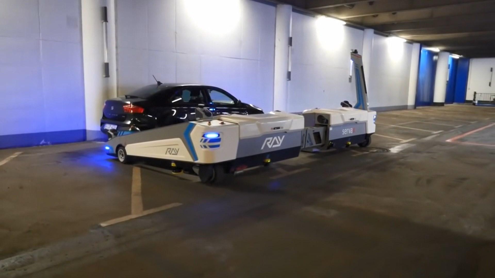 市建局:料使用電子飛氈泊車系統不會增泊車費