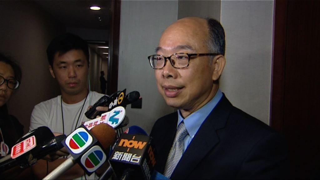 陳帆:聽到社會要求延長居屋轉售限制