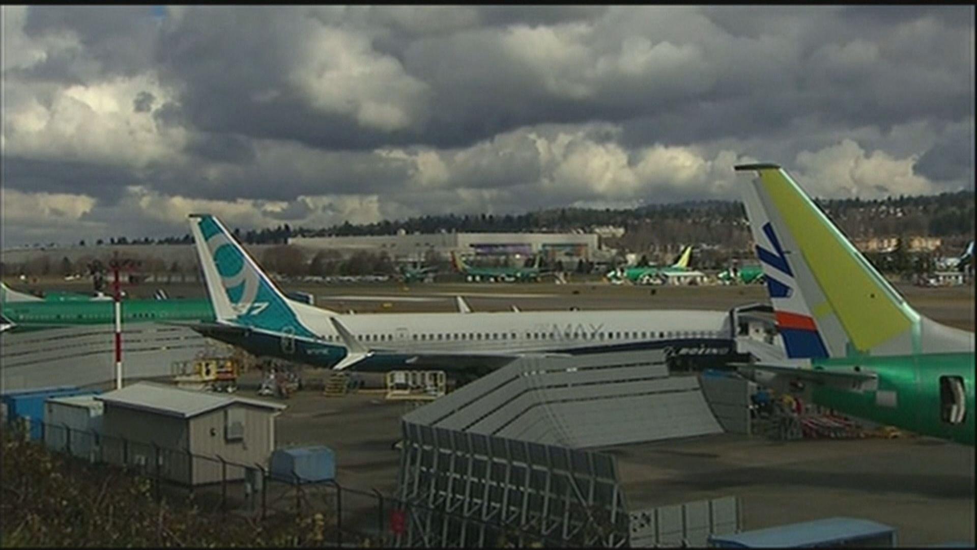 美國批准波音737MAX客機復飛
