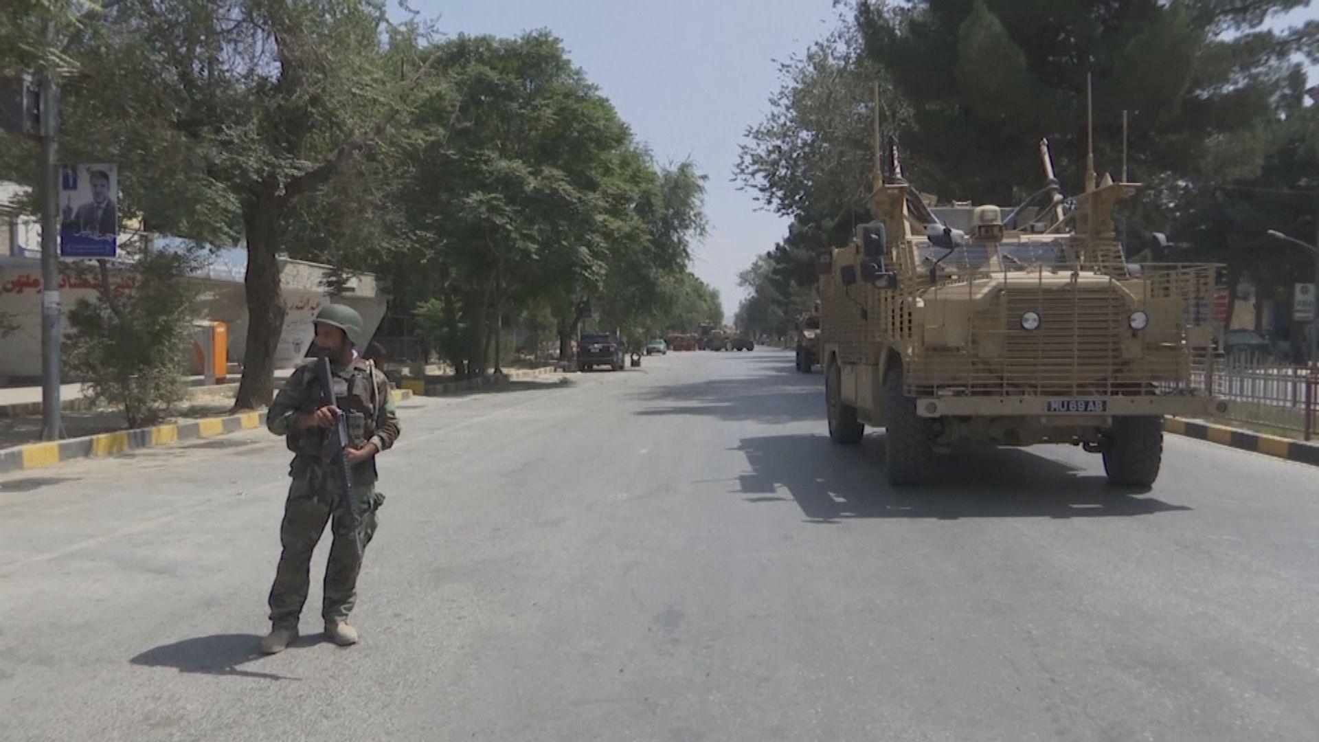 【最漫長戰爭】美國下月一日起展開阿富汗最後階段撤軍