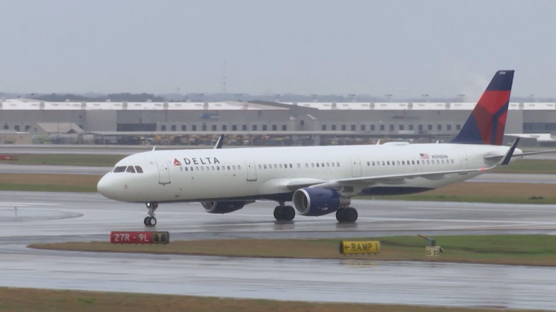 受疫情影響 美國有航空公司削航班數量