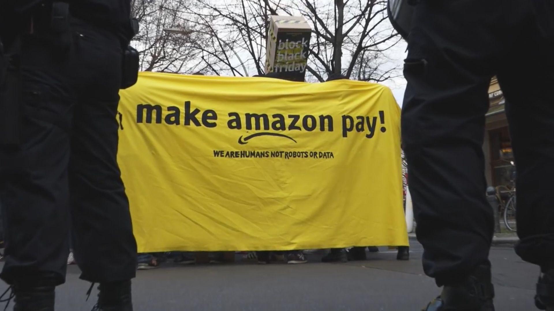 經濟學家及多個團體籲民眾黑色星期五抵制亞馬遜
