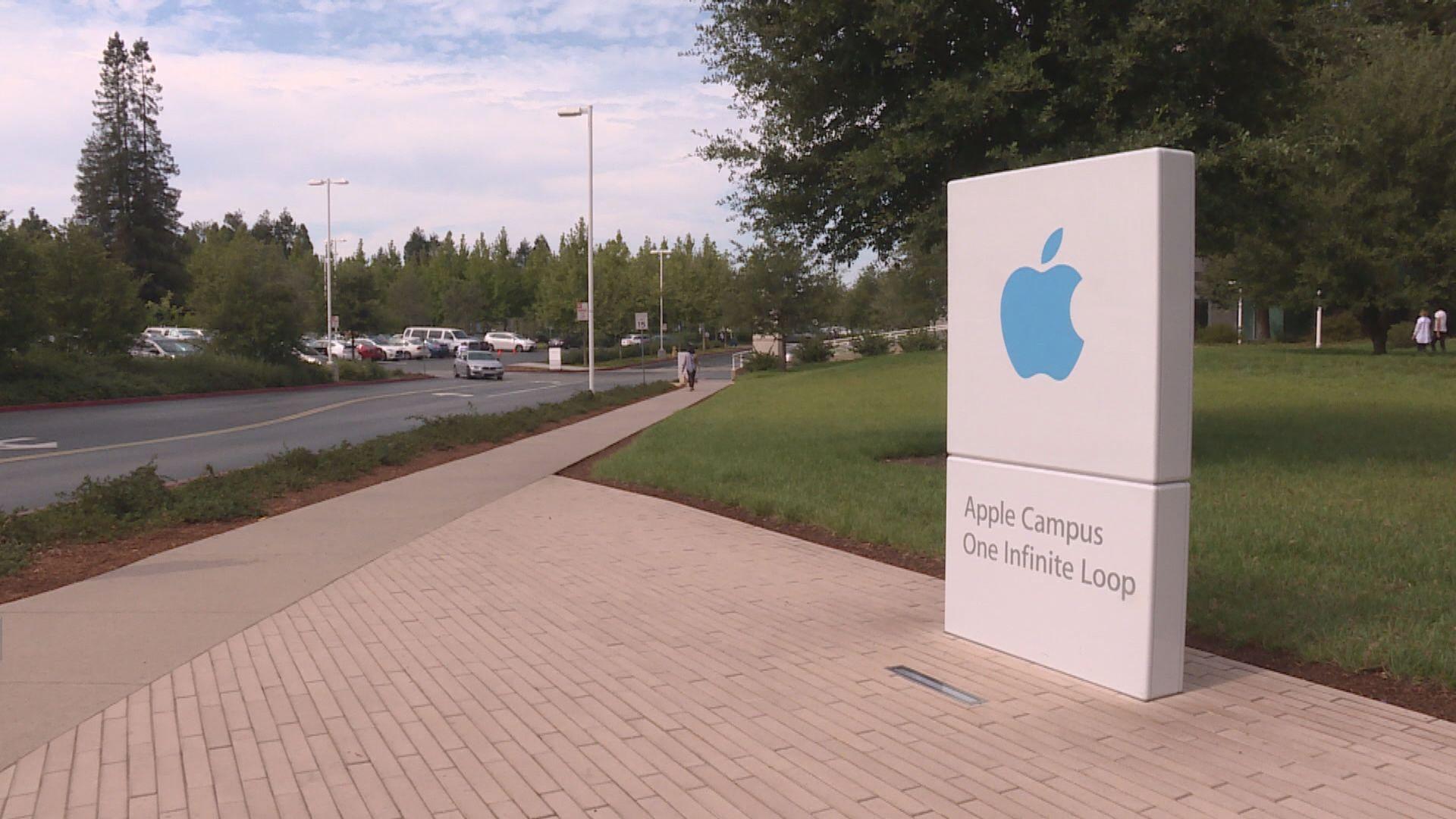 蘋果中國籍員工疑竊自駕車商業機密