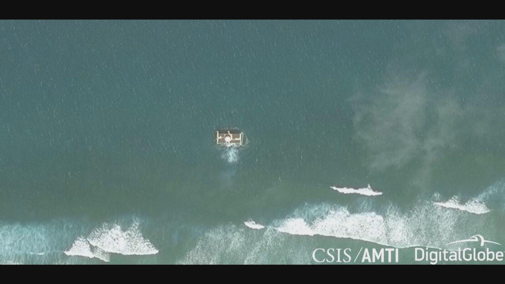 美智庫:中國於西沙群島添新建設或用於軍事