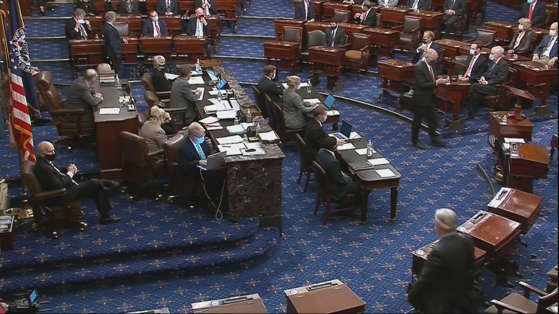 美參議院通過確認巴雷特大法官提名