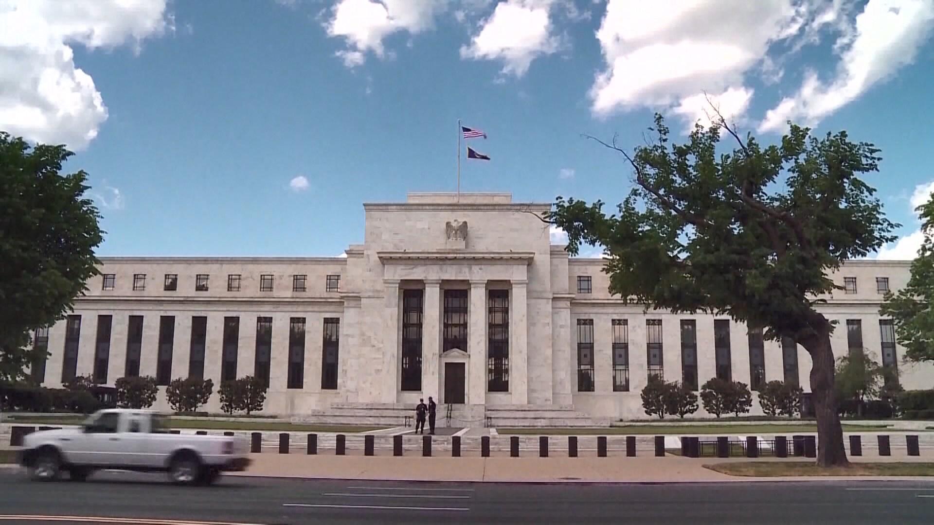 美國聯儲局發表《褐皮書》