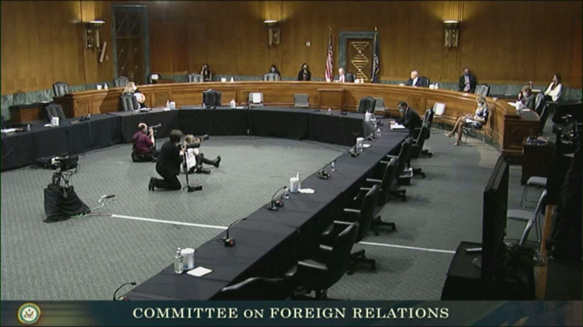 美參議員提出法案 向因港區國安法面臨被檢控港人給予難民庇護