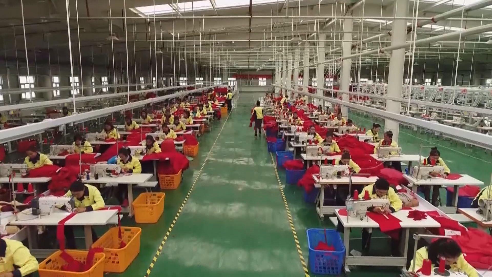 美國眾議院下周審議涉新疆強迫勞工法案