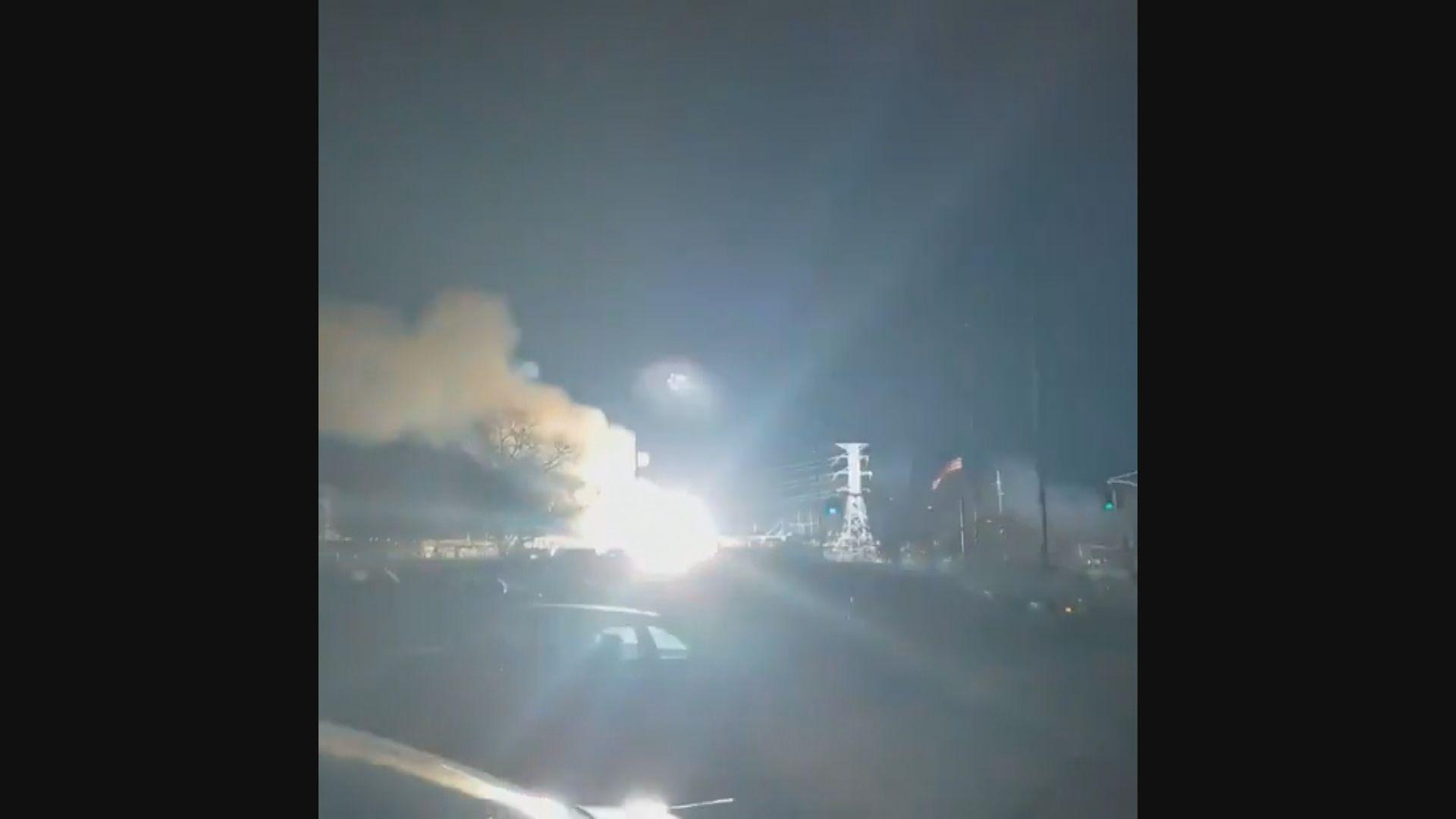 紐約變電站爆炸 拉瓜迪亞機場一度停電