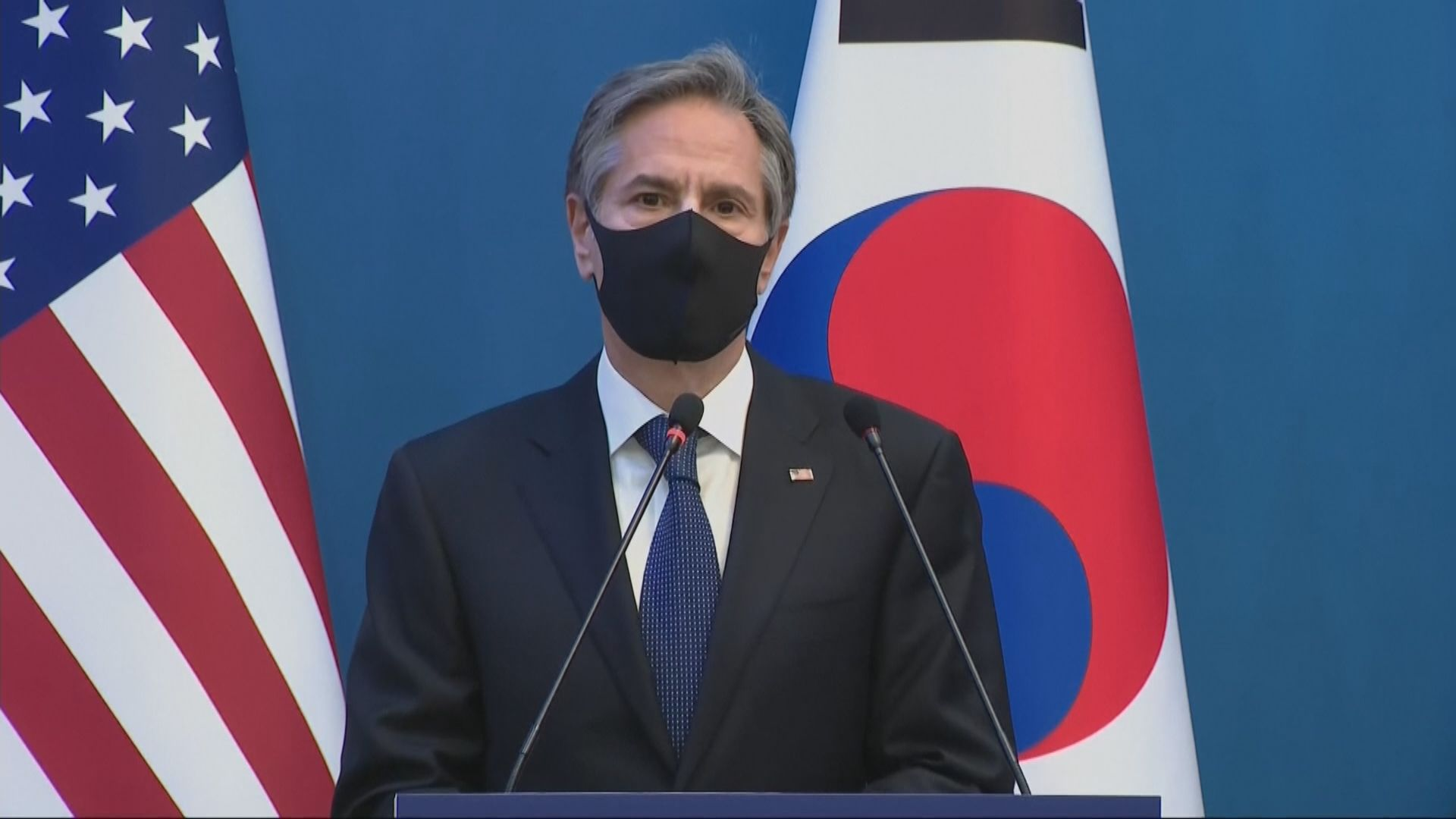布林肯:就人權問題杯葛北京冬奧言之尚早