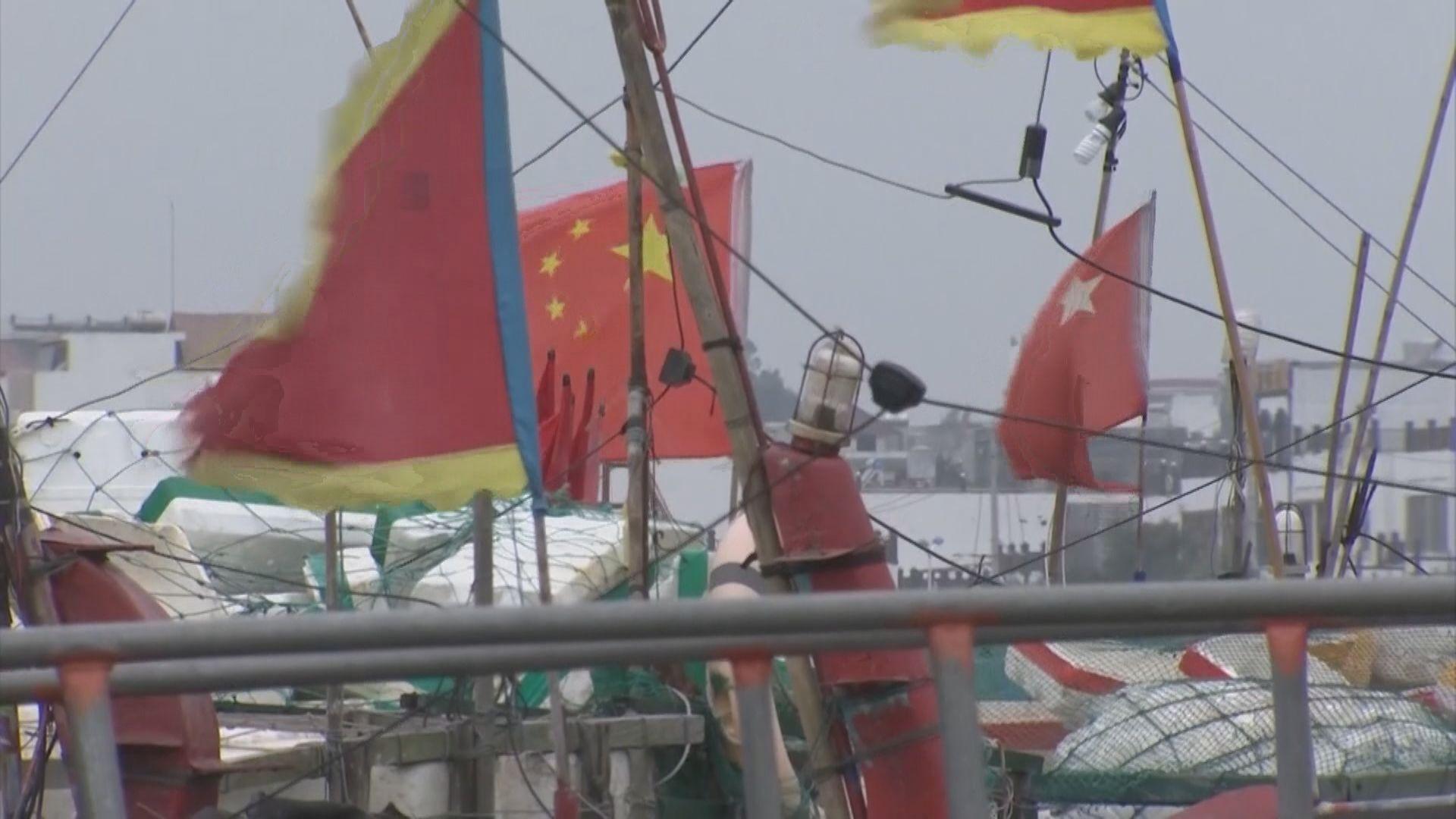 美國制裁中國一間遠洋捕魚企業