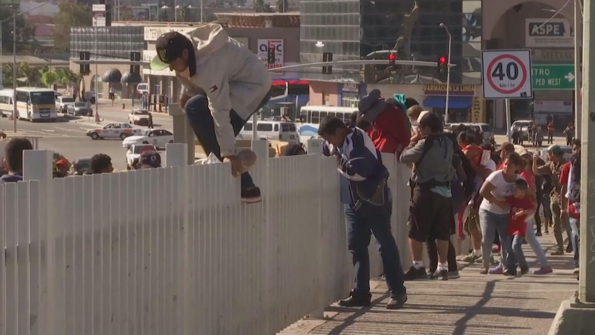 墨西哥指處理難民問題不受別國威脅