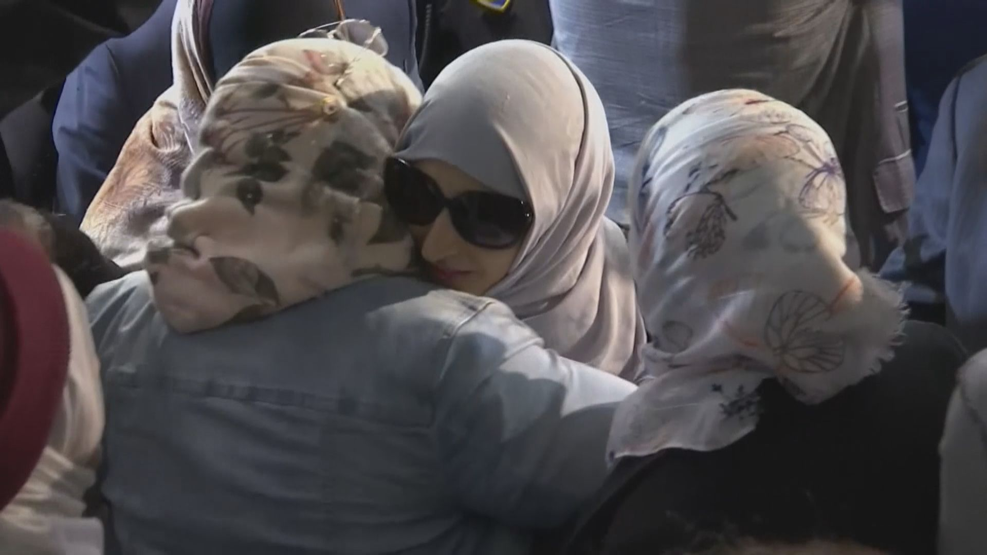 也門籍母親獲美國批准入境見患病兒子最後一面