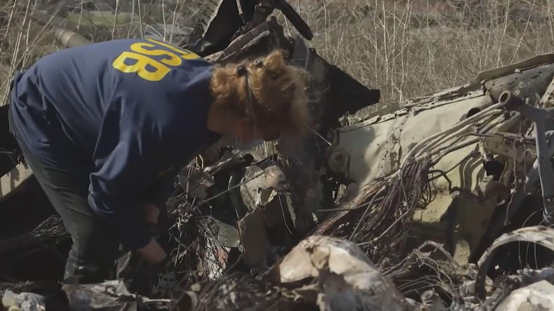 高比拜恩墜機事件 調查指直升機機師作出錯誤判斷