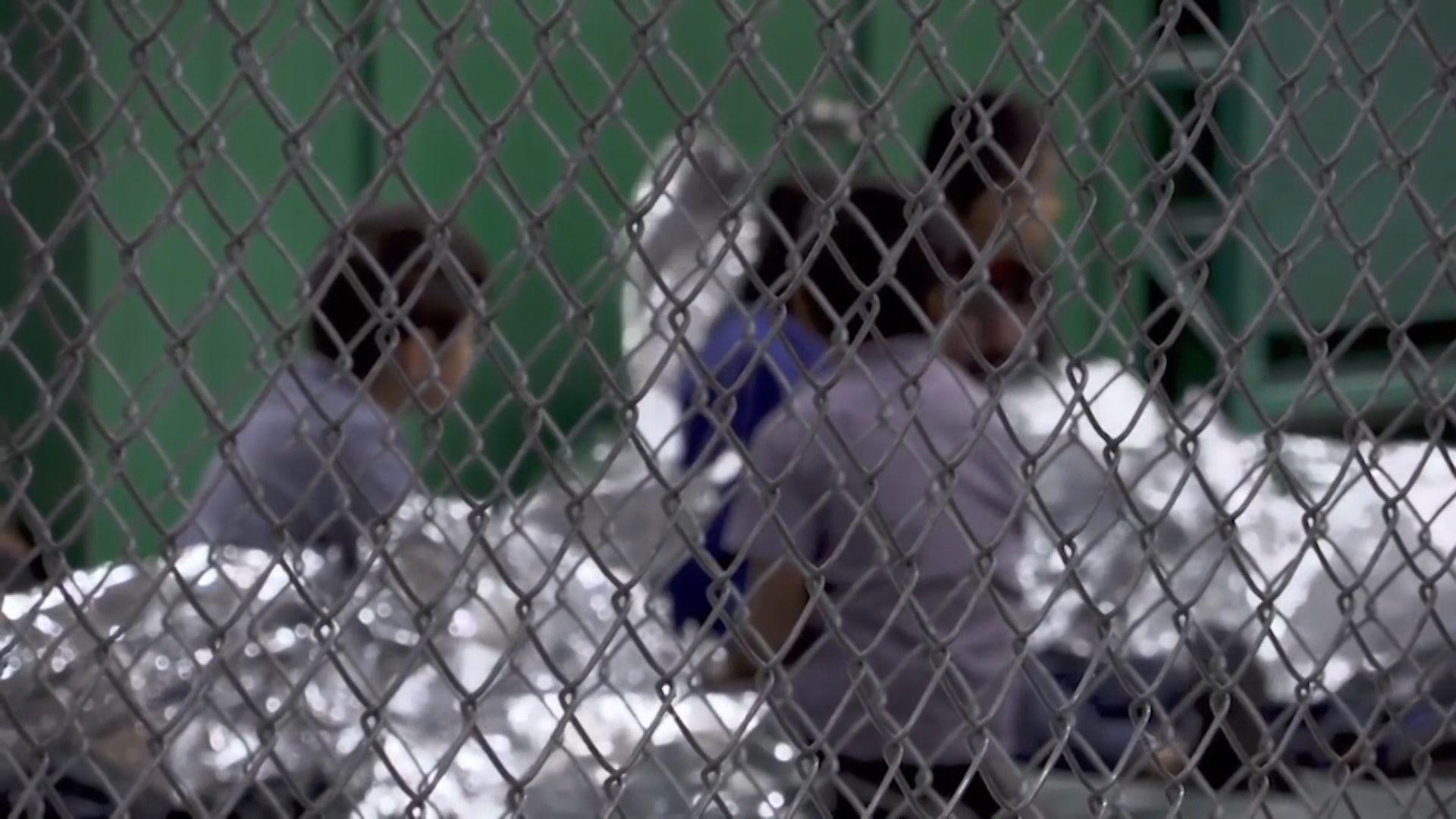 一名非法入境美國的八歲男童於扣留期間死亡