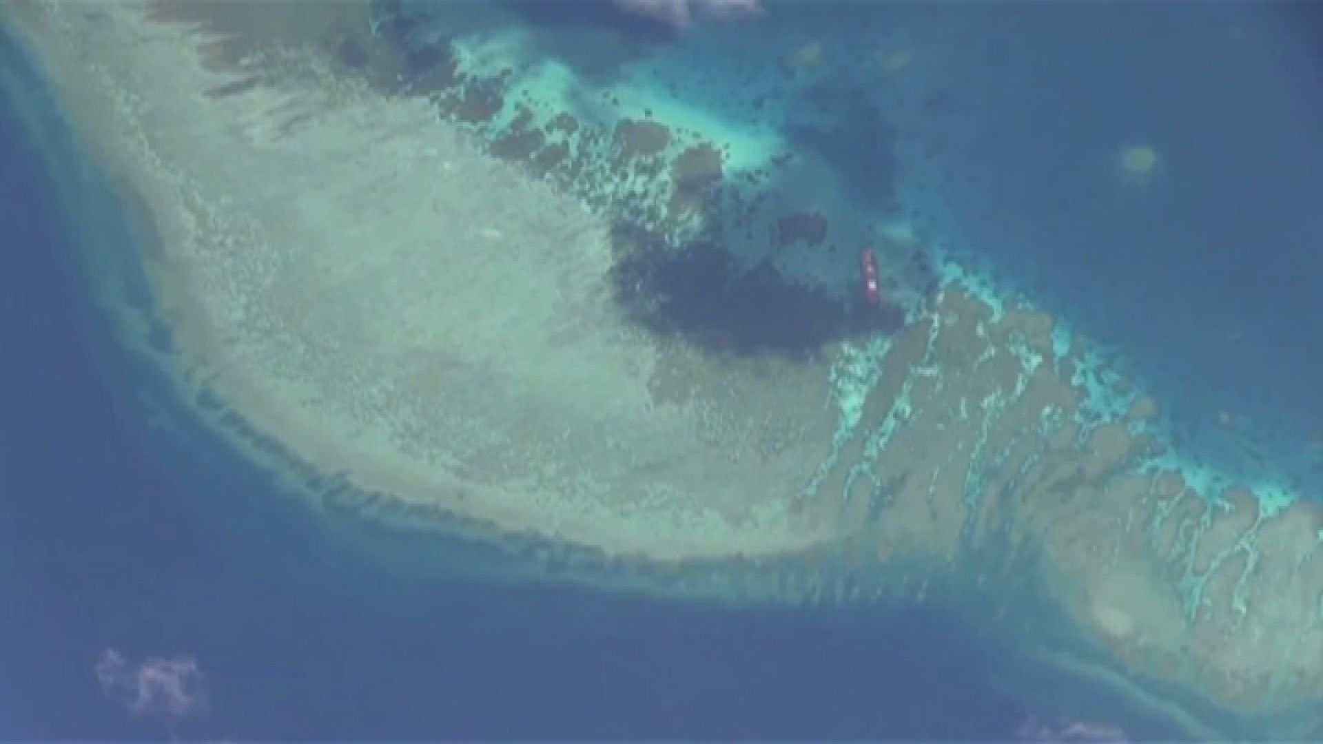 中方指堅決反對美軍在南海的挑釁行為