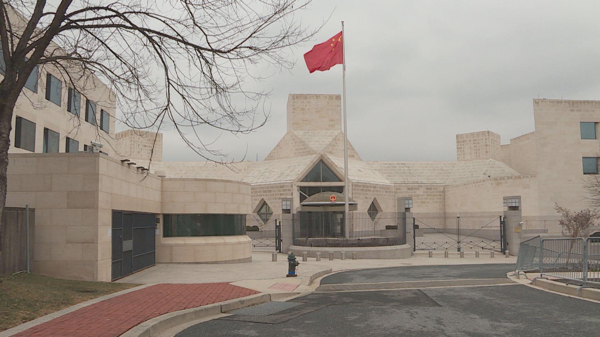 蓬佩奧:中國外交人員在美國部分活動需獲批准