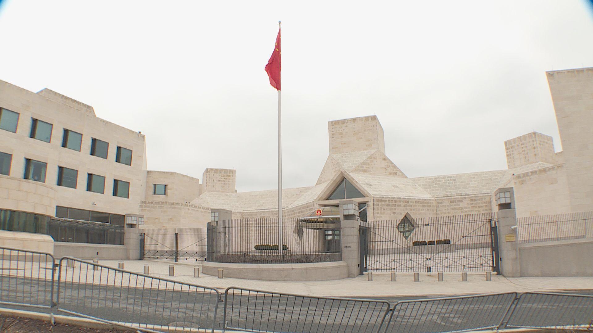 中國外交人員在美部分活動需獲批准 中方批美無端設限