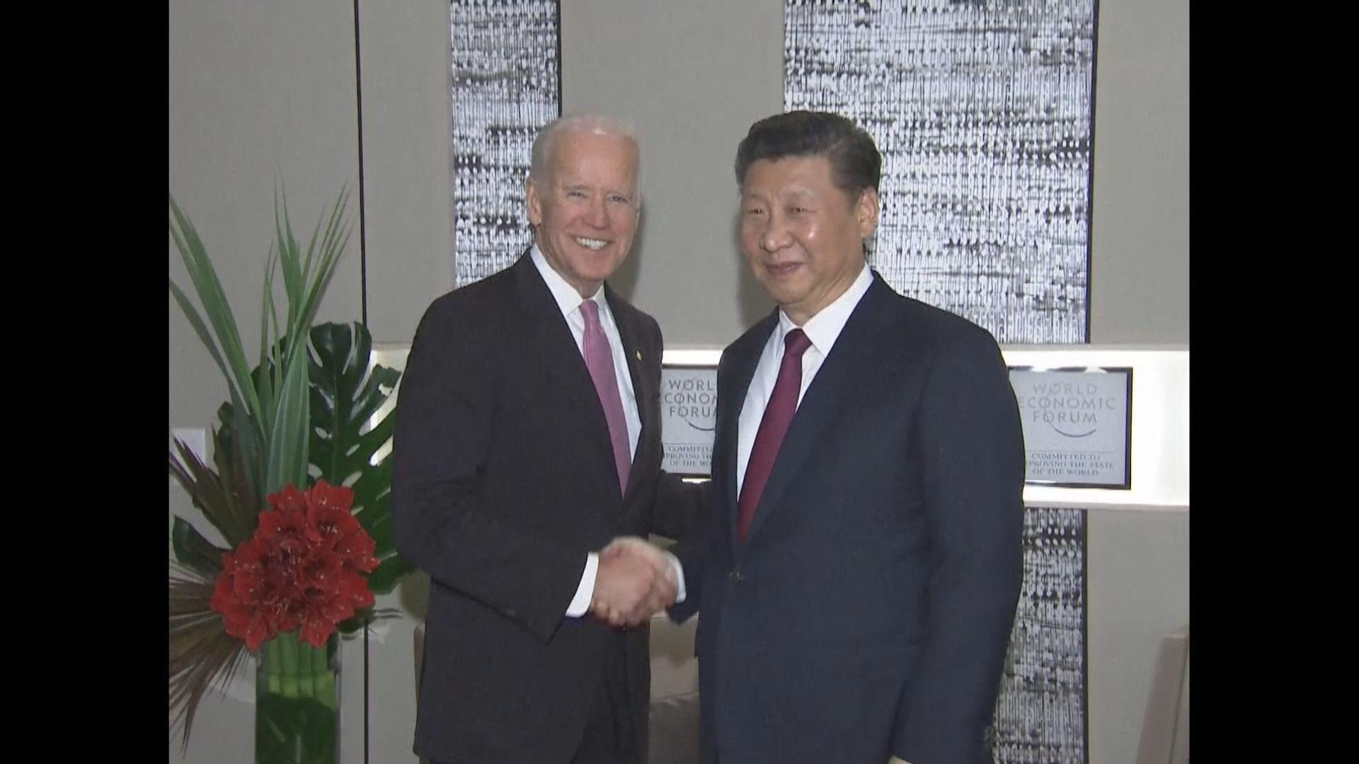 美國指對華政策並未因習近平昨晚講話有變