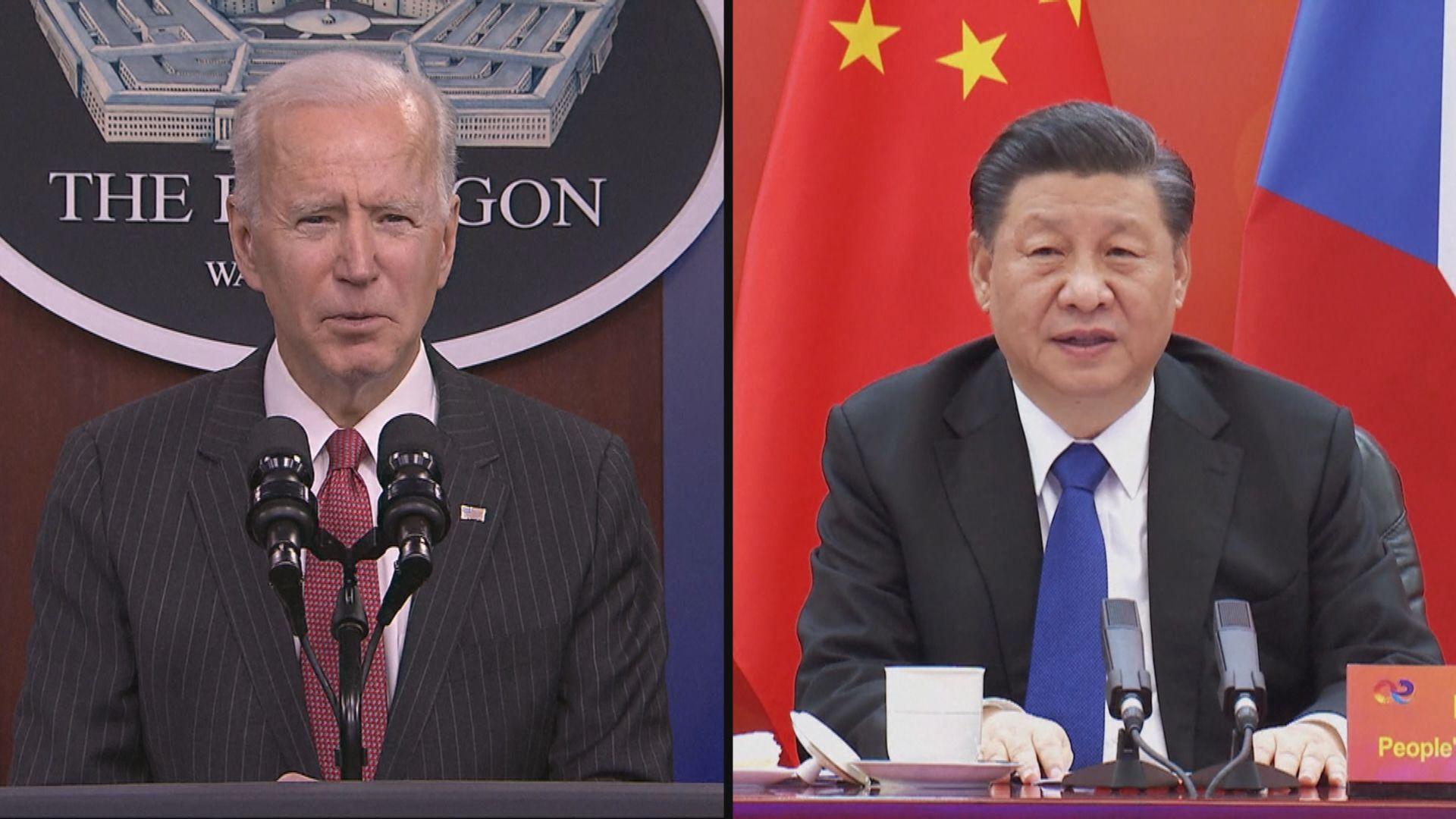 調查:七成美國人認為就算有損經濟都應促進中國人權
