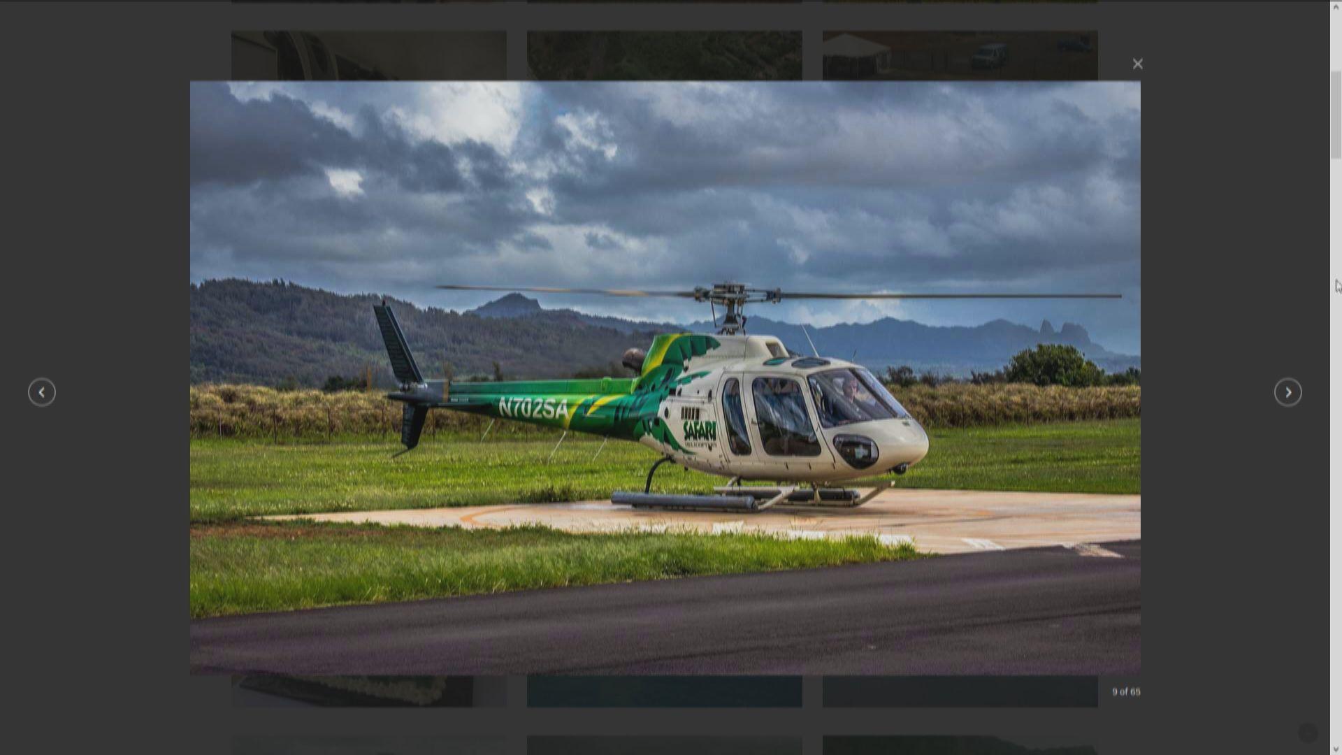 夏威夷觀光直升機墜毀至少六死