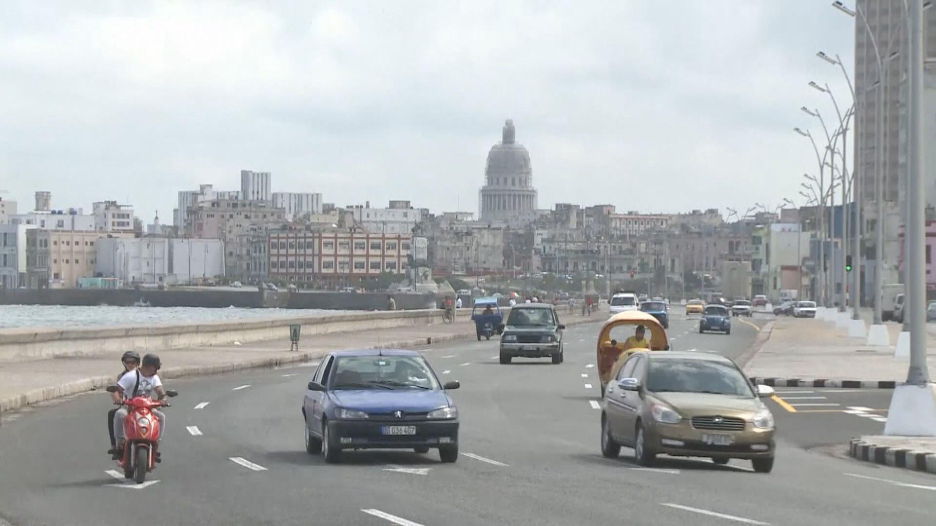 美國將古巴列為支持恐怖主義國家