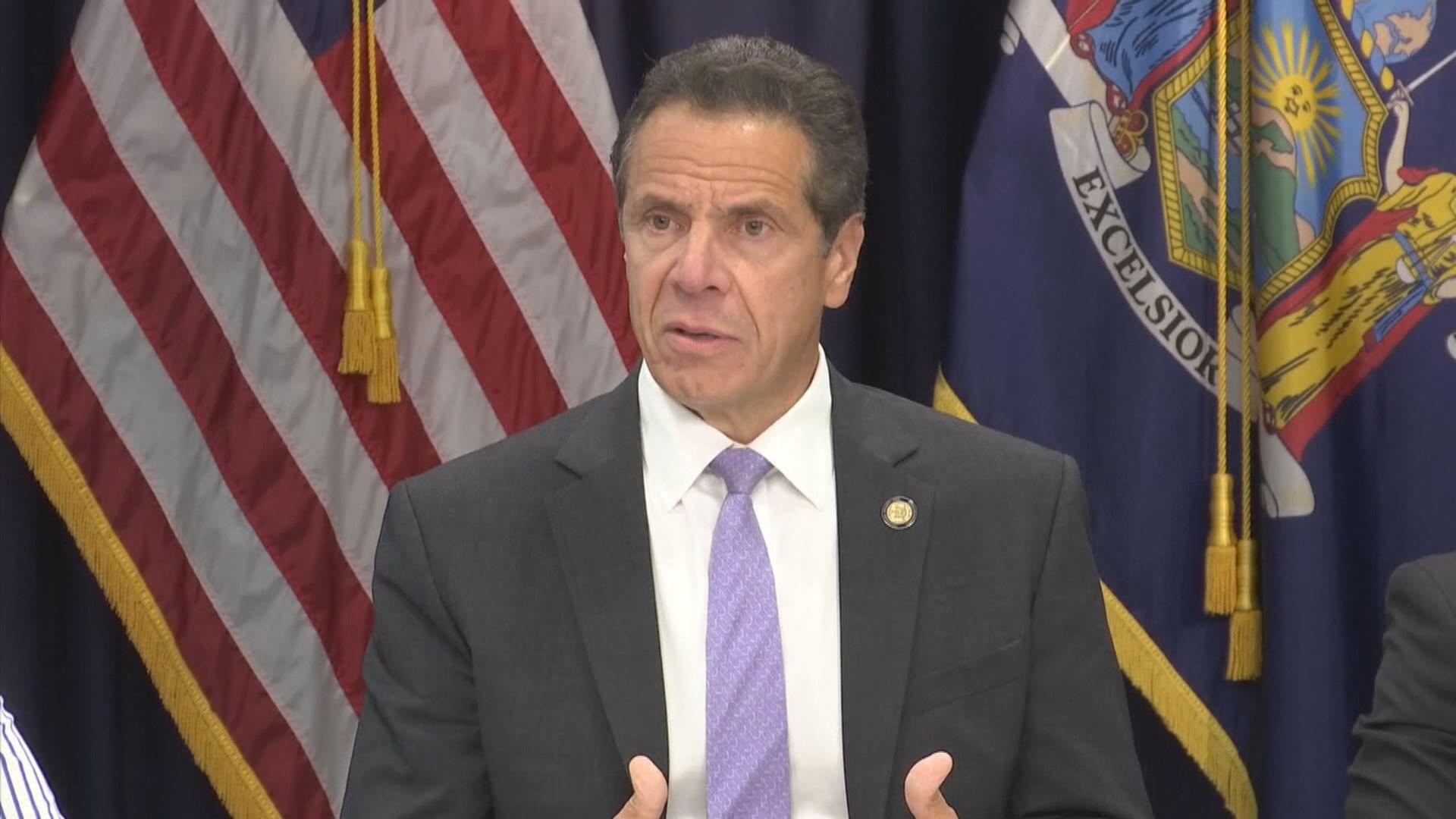 被指性騷擾多名女性 紐約州州長科莫重申不會辭職