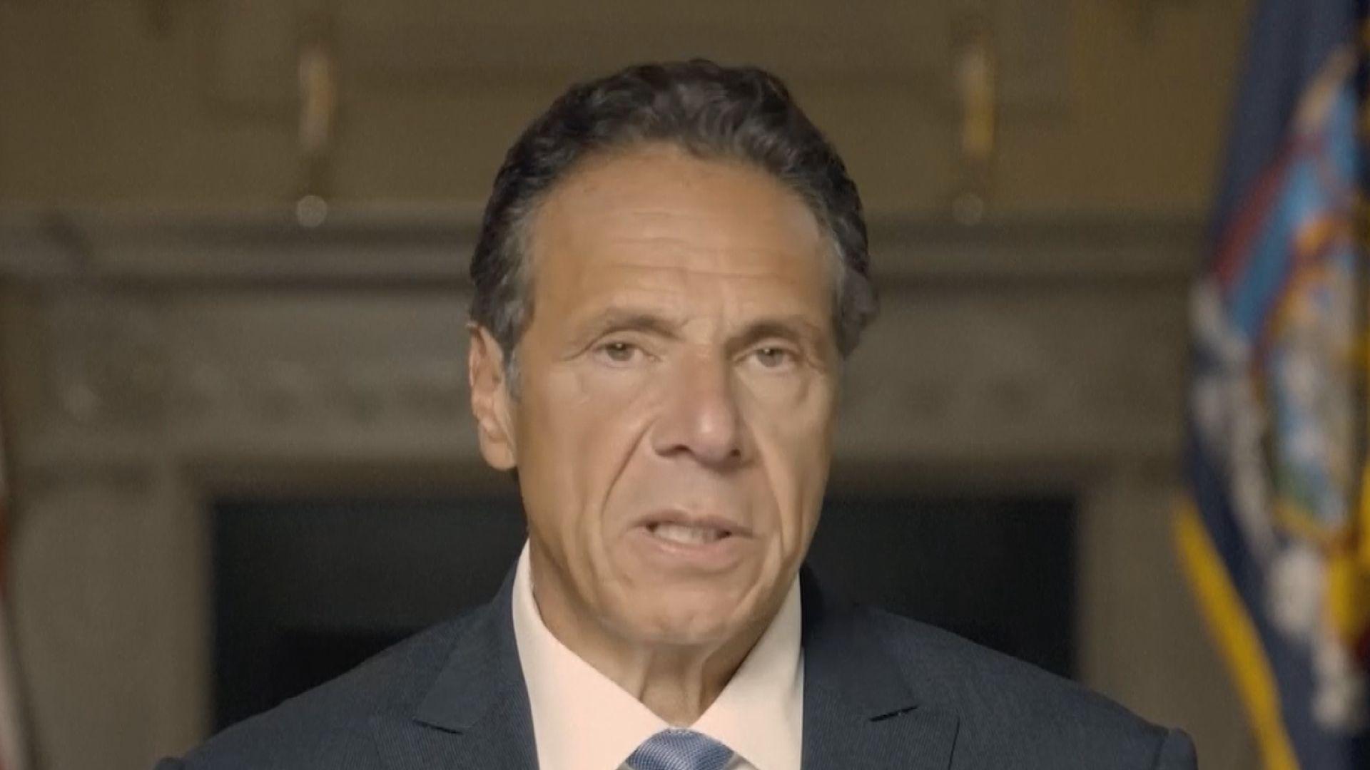 獨立調查指紐約州州長科莫性騷擾11名女性