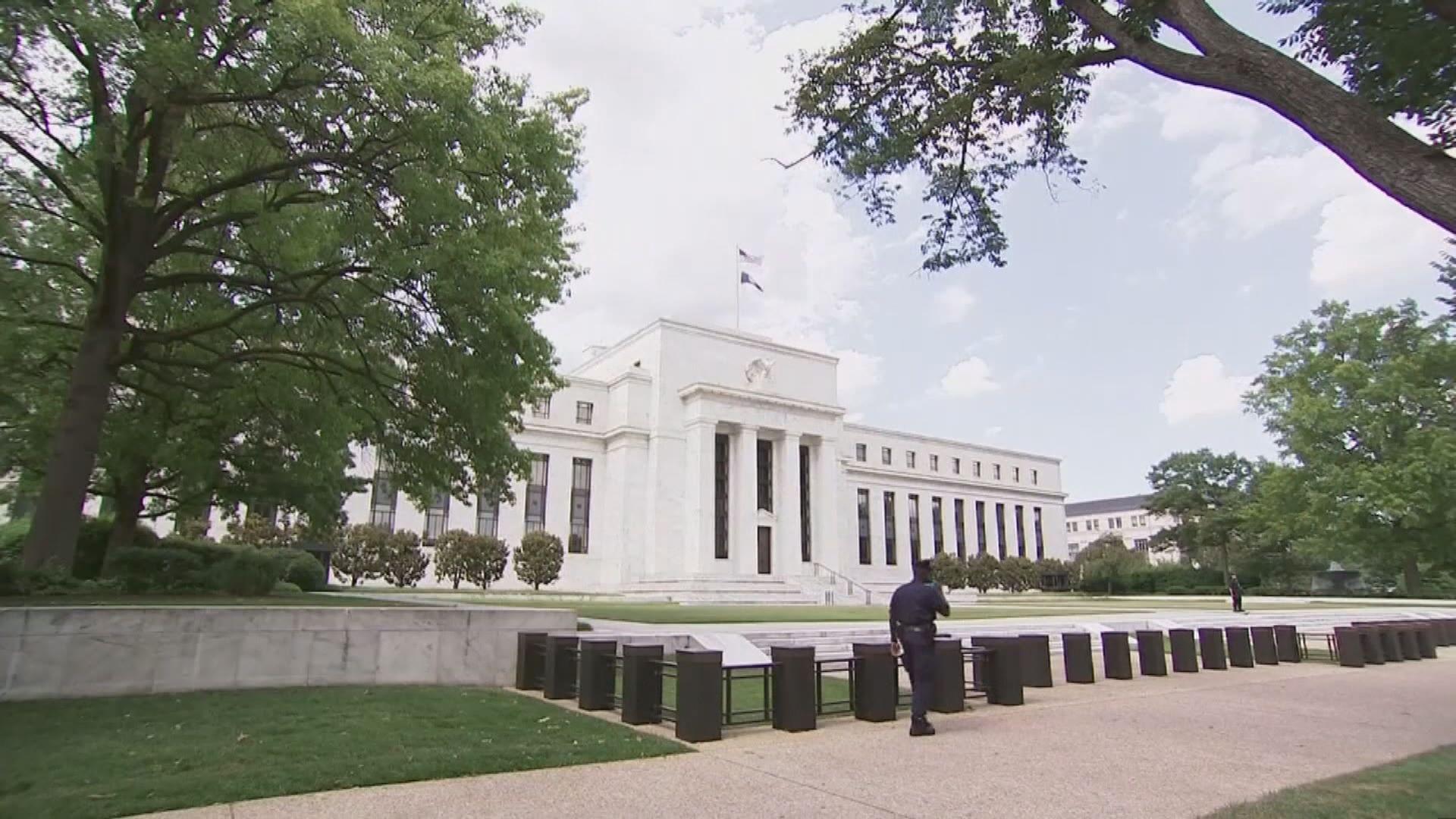 聯儲局將按要求向財政部退回未使用資金