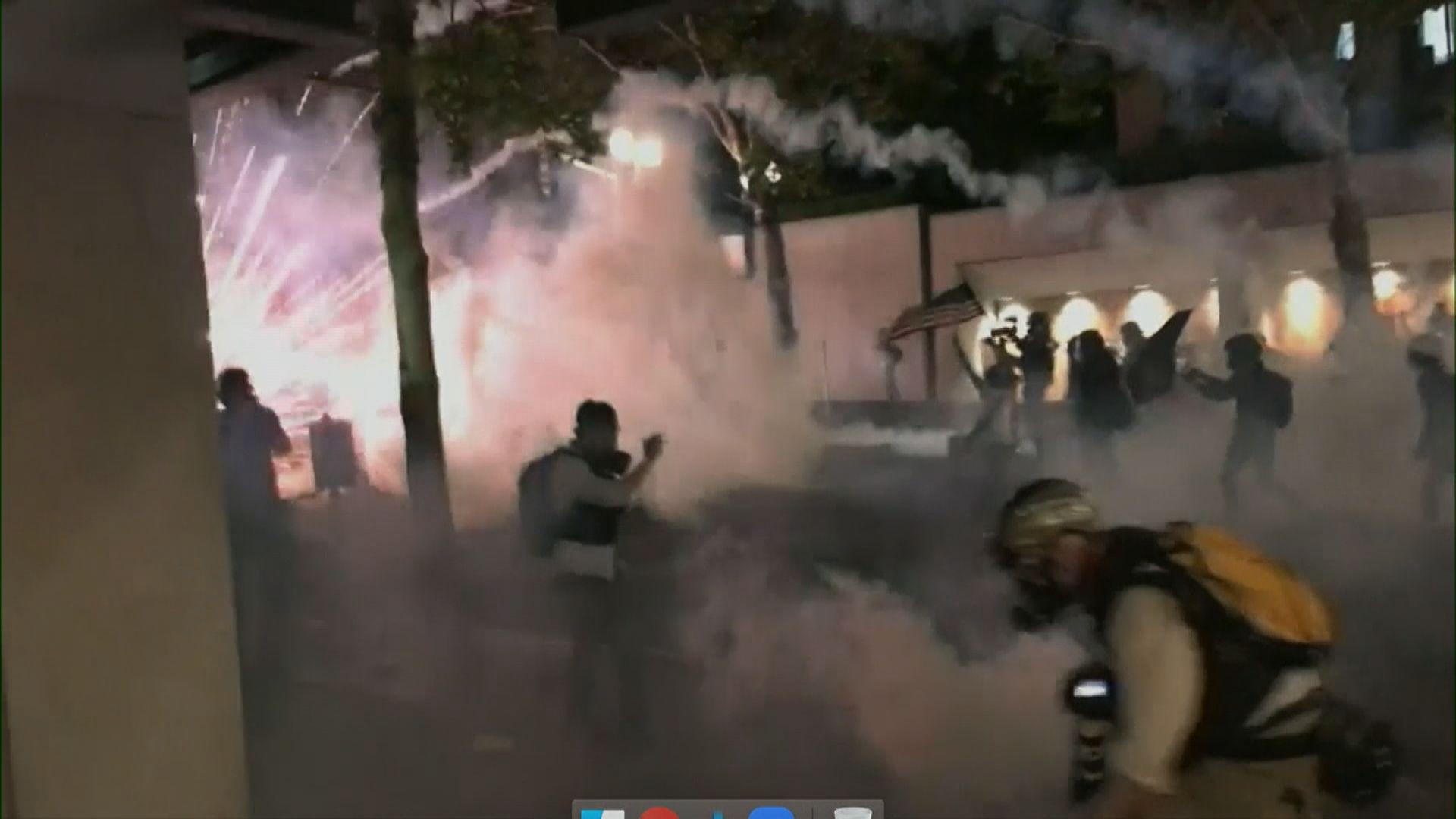 特朗普:派聯邦執法人員到城市平亂